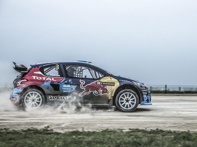 Peugeot Sport - 2015 - Peugeot 208 WRX campeona del mundo de Rally-Cross