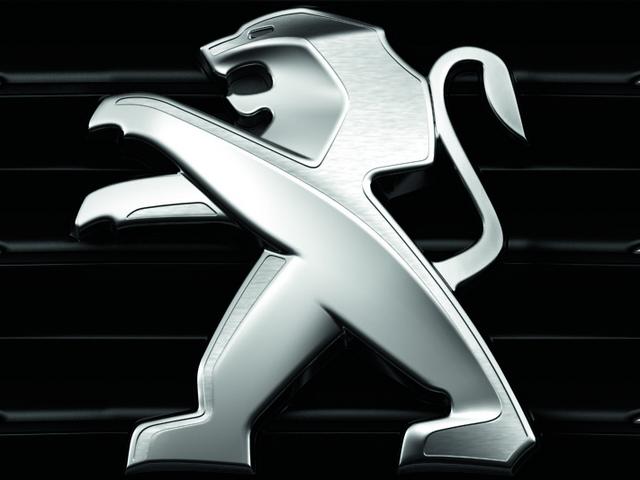 Los leones Peugeot – Combinación de mate y brillante desde 2010