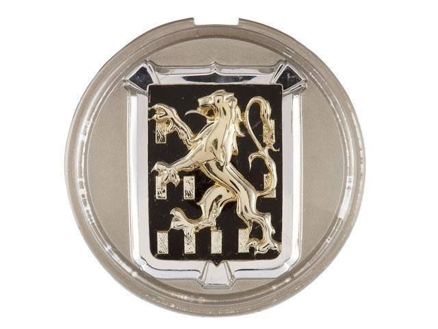 Los leones Peugeot – 1948, el león del Franco Condado del 203