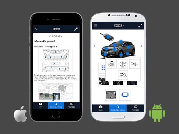 MANUALES USUARIO PEUGEOT (servicebox): Todos los modelos (on-line sin registro) App.407063.19