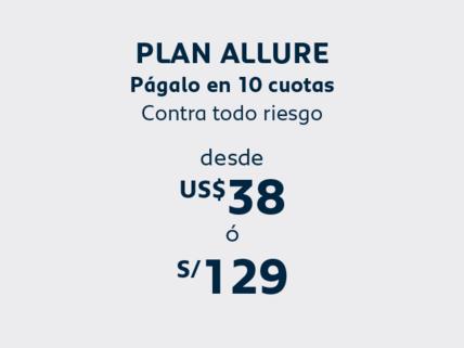 Plan allure