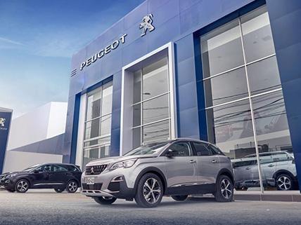 Tienda Peugeot