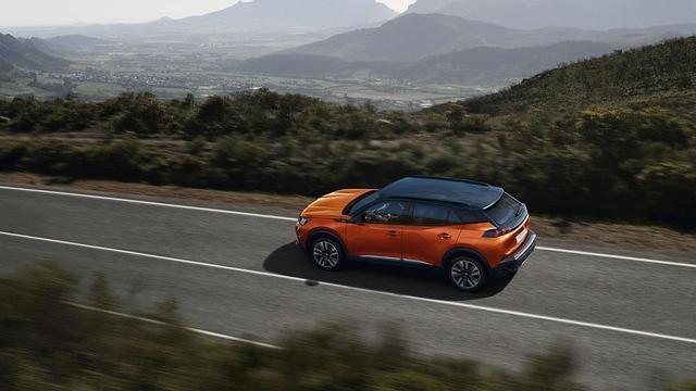 Peugeot Chile Nuevo 2008 2020