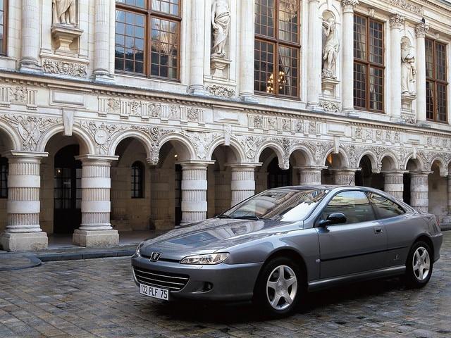 El automóvil – 1997, el Peugeot 406, primer coupé con motor diésel