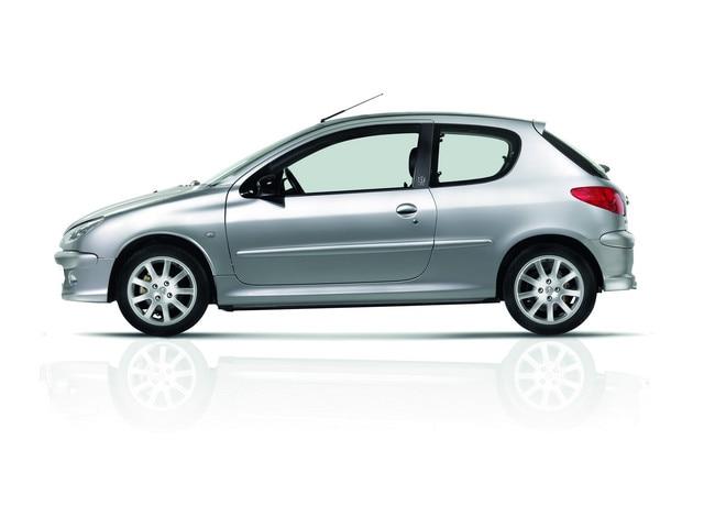 El automóvil – El 206 ha superado los 7 millones de ejemplares