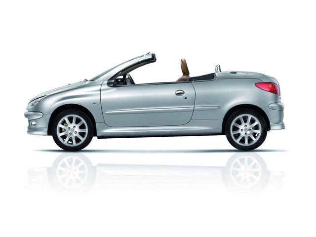 El automóvil – Peugeot 206 CC