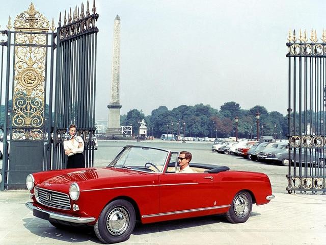 El automóvil – Peugeot 404 Cabriolet