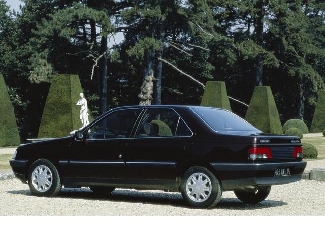 El automóvil – Peugeot 405