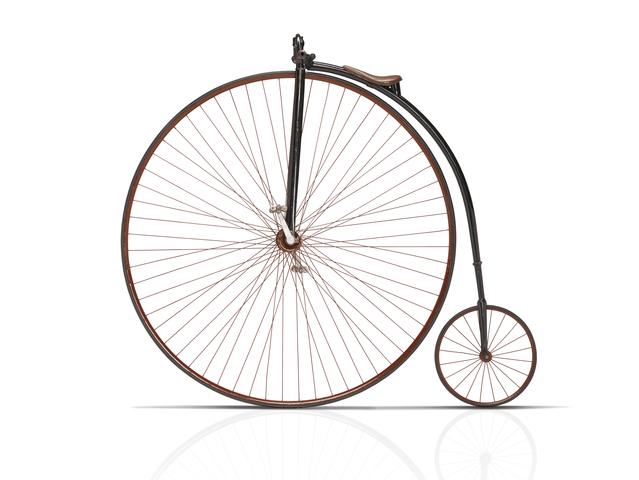 Bicicletas y motos – Triciclo Peugeot, presentado en 1886