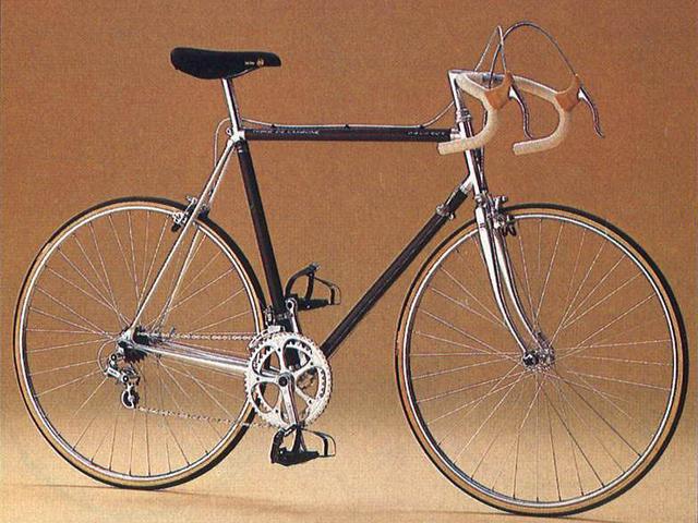 Bicicletas y motos – 1983, lanzamiento de la PY10FC