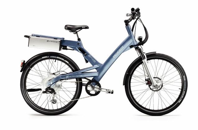 Bicicletas y motos – primera bicicleta con asistencia eléctrica presentada en 2009