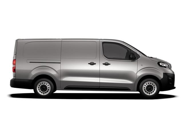 Vehículos comerciales – Nuevo Expert presentado en versión doble cabina y Combi de 9 plazas