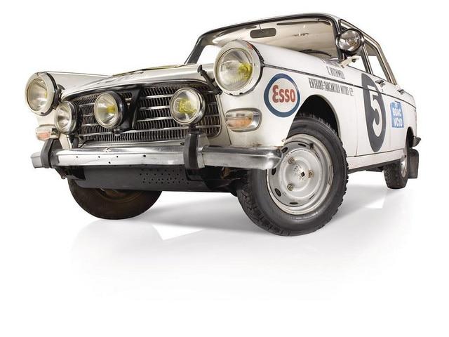 Peugeot Sport – Victoria del 404 en el Rally East African Safary entre 1961 y 1968